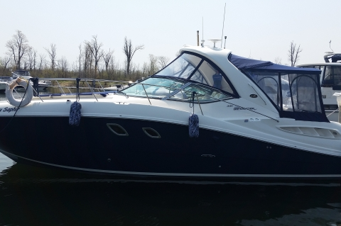 2008 Sea Ray 330 Sundancer - Fresh Water Only History!