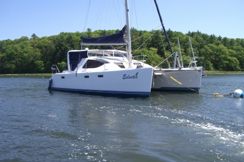 2008 Admiral 40 Owner's Version