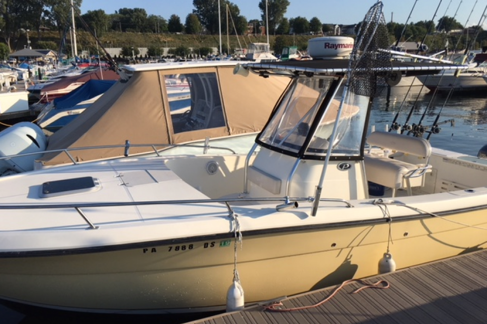 2005 Pursuit 2670 Center Console - FRESH WATER ONLY!