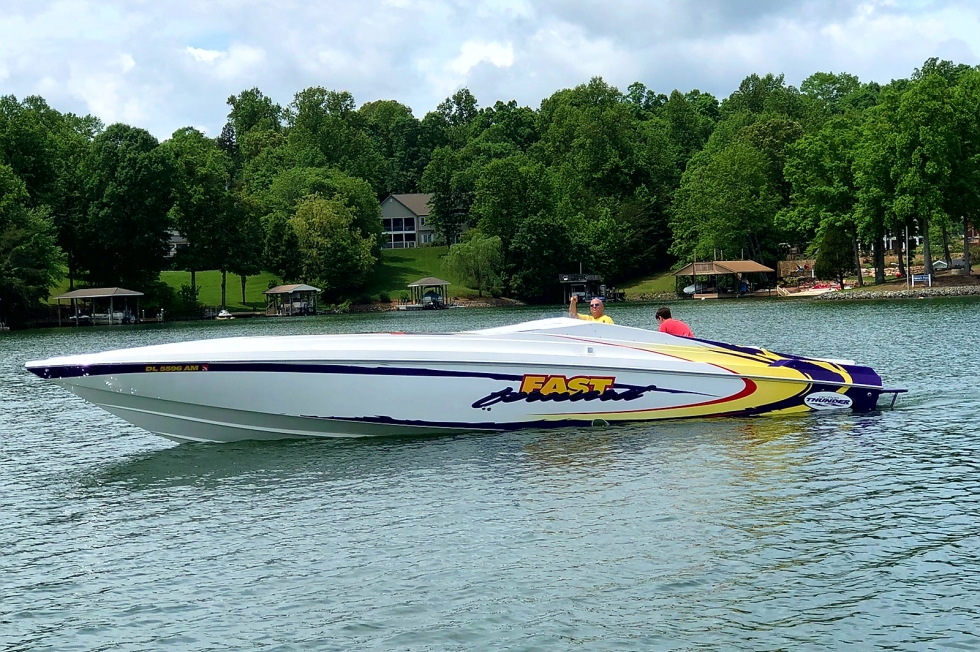 2003 Active Thunder 37 Excess - BACK ON MARKET!