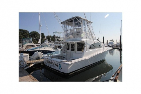 2002 Luhrs 40 Convertible