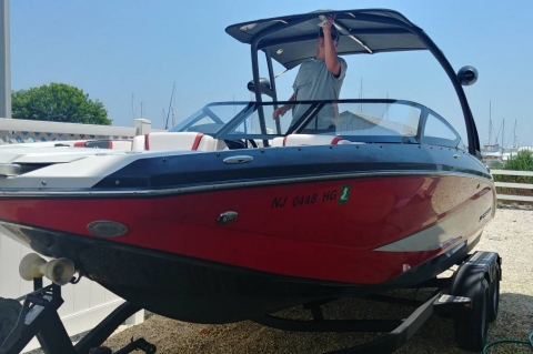 2014 Scarab 215 Impulse HO