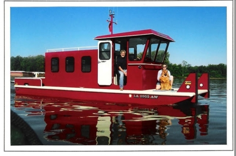 2004 Custom Built 28' Pleasure/Tow/Tug