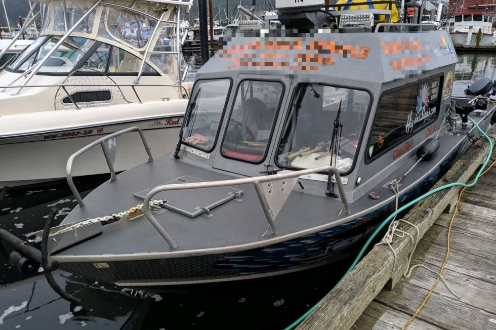 2013 North River Custom 27